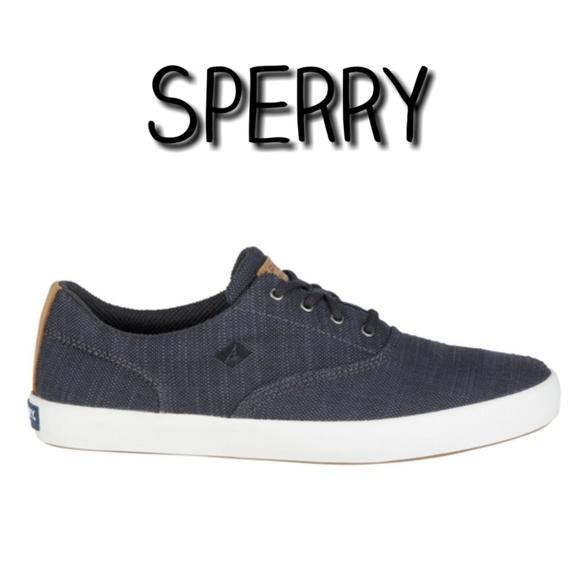 Sperry Wahoo Cvo Baja Sneaker Gray M